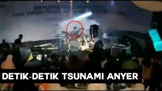 Inilah Detik Detik Tsunami Pantai Anyer Banten yang Menimpa ...