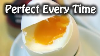 Perfect Soft Boil Egg Every TIme | BeatTheBush