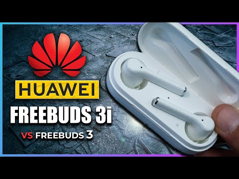 External Review Video ZM44V3gdpNQ for Huawei FreeBuds 3 Headphones