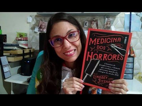 Medicina dos Horrores (Lindsey Fitzharris)