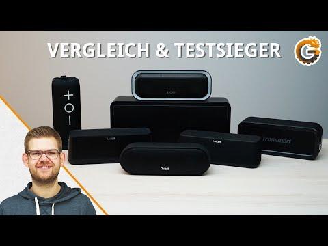 Die besten Bluetooth Lautsprecher 2019: Testsieger & Vergleich