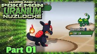 Pokémon Uranium Nuzlocke, Part 01: What About My Anium?