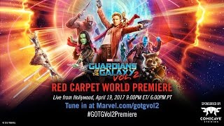 Marvel Studios' Guardians of the Galaxy Vol. 2 Red Carpet