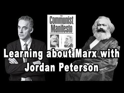 Learning about Marx with Jordan Peterson (feat. Cuck Philosophy and Anarchopac) [Mirror]