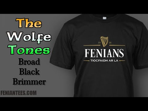 The Wolfe Tones - Broad Black Brimmer