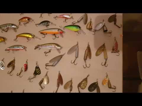 Tipos de señuelos artificiales para la pesca (nociones básicas nivel principiante)
