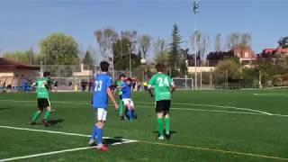 Cadete Masculino 2 - 3 EMF Villarejo