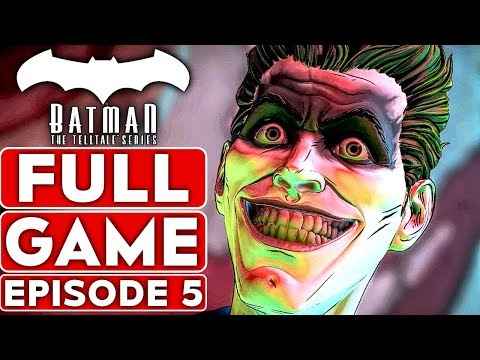 Gameplay de Batman: The Enemy Within Complete Season