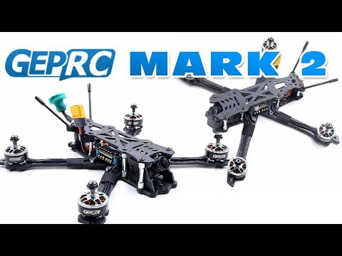 Maiden FPV flight + Crash with the GepRC Mark 2 :)
