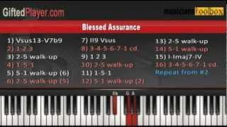 blessed assurance cece winans chords - Thủ thuật máy tính - Chia sẽ