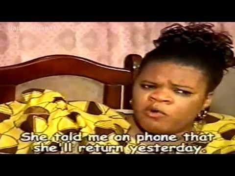 TANI ODA DA? [whose faults?] -- Oldschool Yoruba Movie with LATE YOMI OGUNMOLA & BABA WANDE