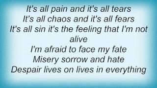 To Die For - Lacrimarum Lyrics