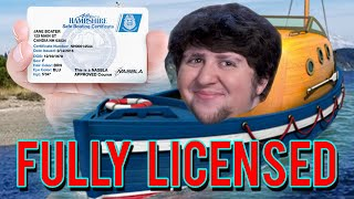 Boating Made (TOO) Easy! - JonTron