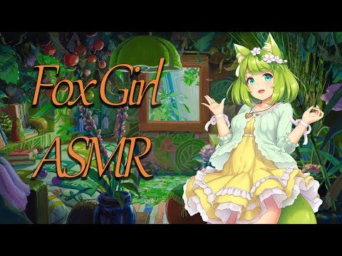 【Yu's ASMR】Fox Girl Tends to Your Injuries (Part 2)