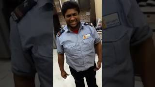 Amazing Voice Souvik Ganguly A Security Guard (Baatein Ye Kabhi Na) Arjit Singh