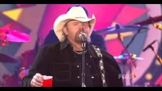 Toby Keith 'Red Solo Cup' - ACA Performance