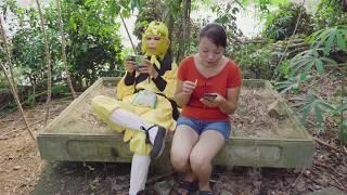Xem Là Cười - Con Khỉ - Tôn Ngộ Không Nghịch Ngu Troll Gái Xinh 2019