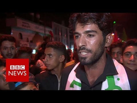Basra: 'We shouldn't have to beg for water' - BBC News