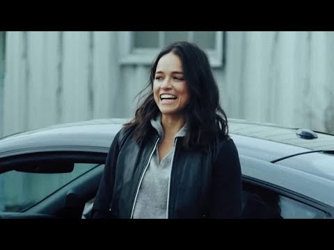 Michelle Rodriguez Lands Getaway Driver Series The Real Life Fast And Furious Autoevolution