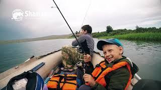 Рыбалка на сосновом озере хакасия