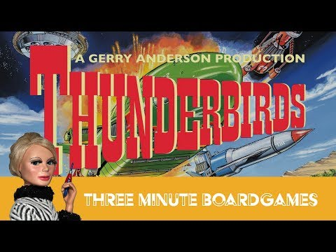 Thunderbirds in about 3 minutes