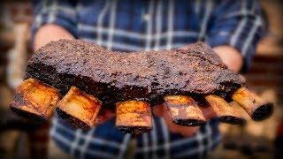Smoked Beef Ribs Juicy & Tender   Easy Recipe