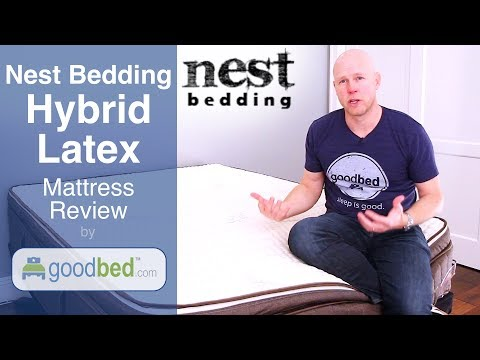 Nest Hybrid Latex Mattress Review by GoodBed.com
