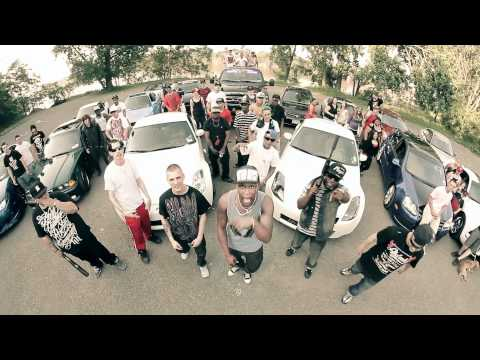 Fitted -My Town- Music Video (Fitteds Music)