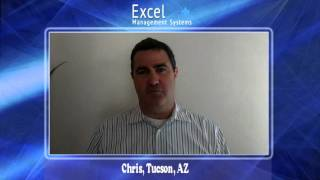 Chris, Tucson, AZ, learned key valuation concepts to help his business value