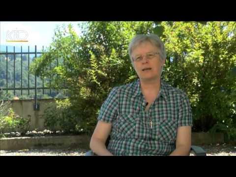 Sr Marie-Brigitte Seeholzer, Soeur de Sainte-Ursule