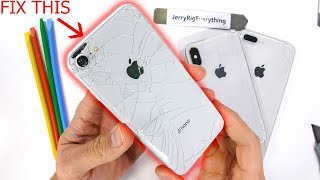 iPhone Back Glass Fix The
