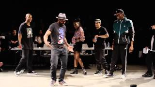 Qui est le best Officiel - Battle - Demo juge (Kefton-Gator-Madoki-JimmySoul-Khalil)