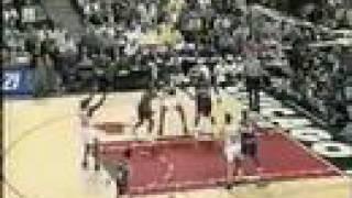 Bulls vs Jazz 1997 - Game 6 - Bulls win 5th Championship