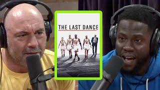 "Kevin Hart Responds To Michael Jordan Doc ""The Last Dance"""