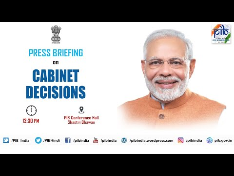 Cabinet Briefing by Union Ministers Nirmala Sitharaman and Prakash Javadekar