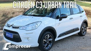 Avaliação: Citroën C3 Urban Trail