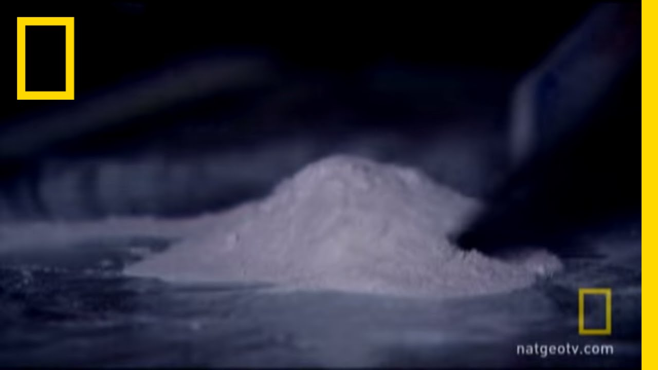 The Medical Heroin Experiment | National Geographic thumbnail