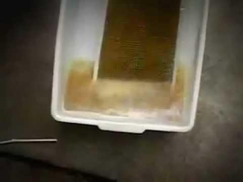 Πως να καθαρίσετε τα φίλτρα του απορροφητήρα αε πέντε λεπτά