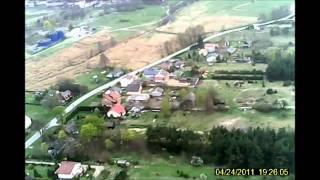 preview picture of video 'Beta 1400 24,04,2011 Sędziszów'