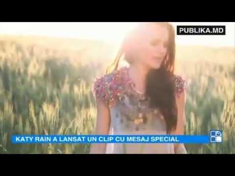 Katy Rain cucereste topurile cu o piesa noua!