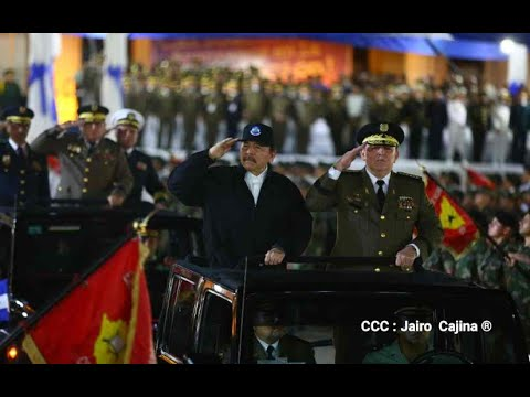 Presidente Daniel Ortega destaca vocación de Paz del general Sandino y del pueblo nicaragüense