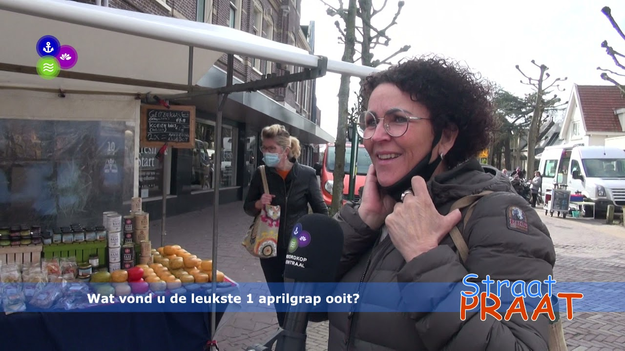 Wat is de leukste 1-april grap?