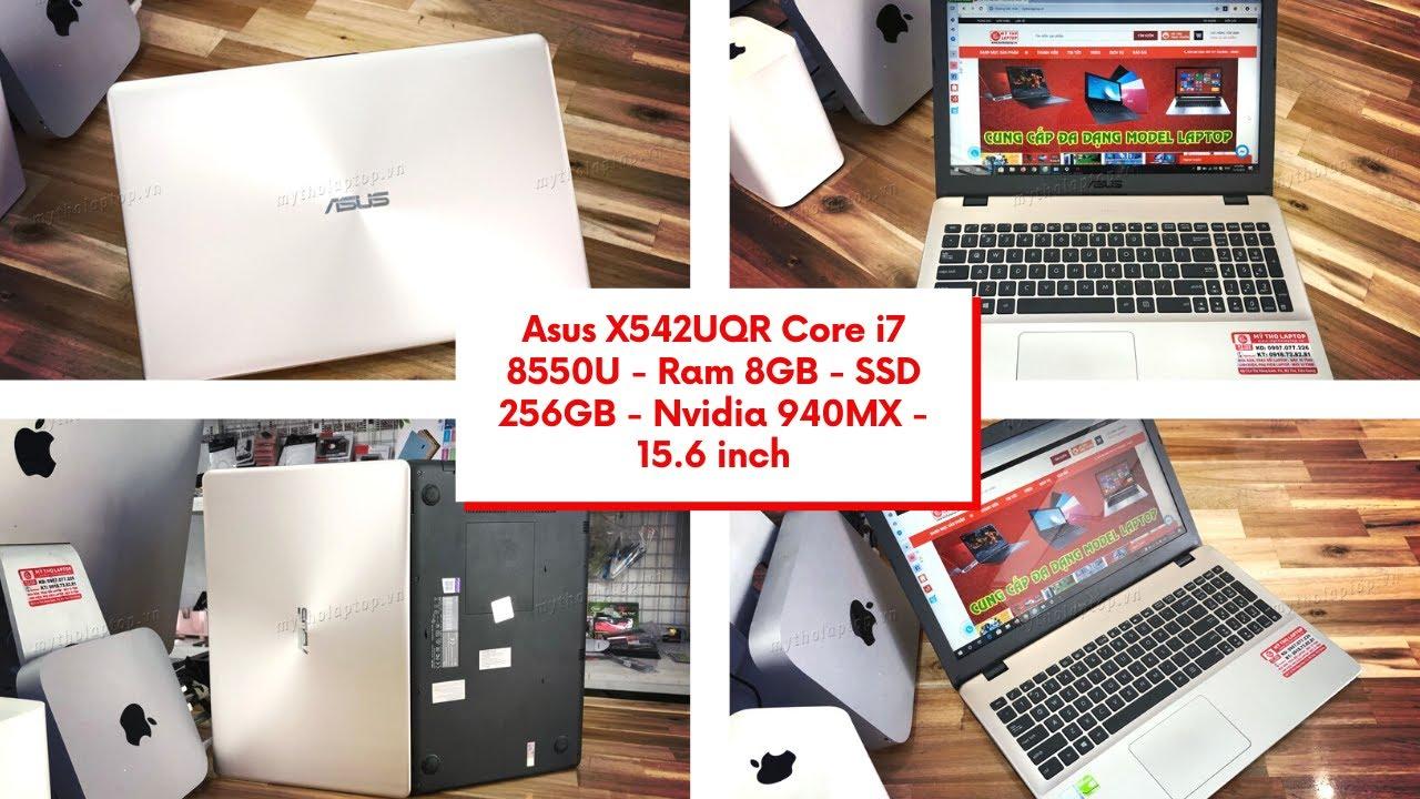 Chiến Game mạnh mẽ cùng ASUS GOLD X542UQR Core i7 - Ram 8GB - SSD 256 - VGA 940MX