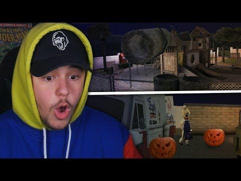 ICE SCREAM Halloweenský Update!