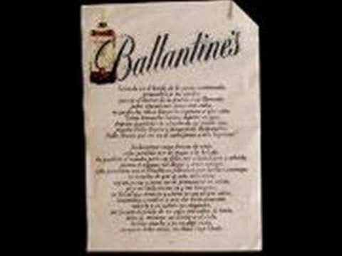 Ballantains By Violadores Del Verso Samples Covers And