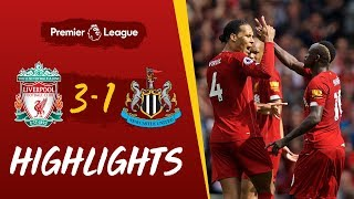 Liverpool vs Newcastle | Mane's sensational strike helps Reds win