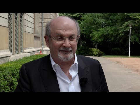 Vidéo de Salman Rushdie