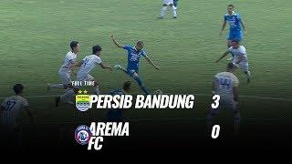 [Pekan Tunda] Cuplikan Pertandingan Persib Bandung vs Arema FC, 12 November 2019