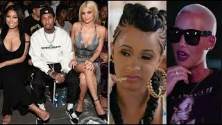 Amber Rose Feels She Opened Doors for Cardi B + Tyga Tells Nicki He's Responsible for Kylie Success🙄