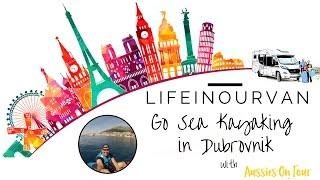 Sea Kayaking in Dubrovnik (with X Adventures)